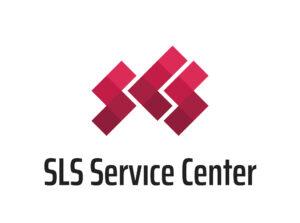 SLS service center Vertical Color